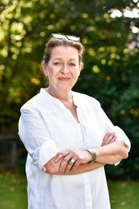 Über mich - Christine Freudenberg-Drews