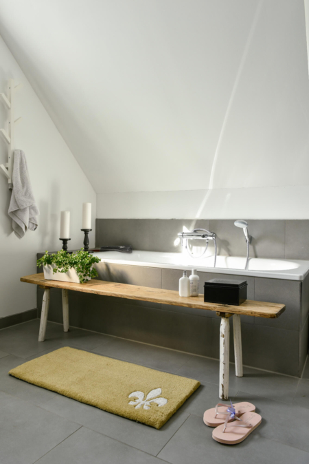 Vitesse als Badezimmerteppich