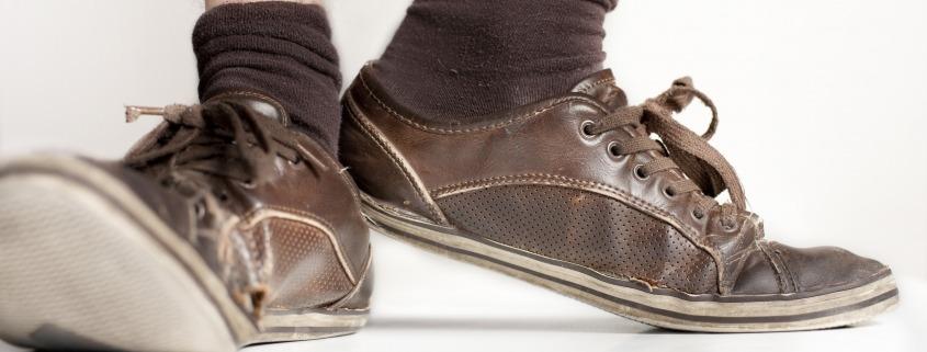 Die Wirkung einer guten Fußmatte